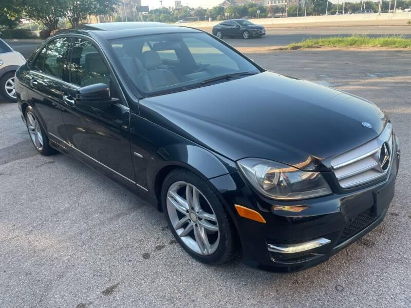 2012 Mercedes-Benz C-Class for sale in Austin, TX
