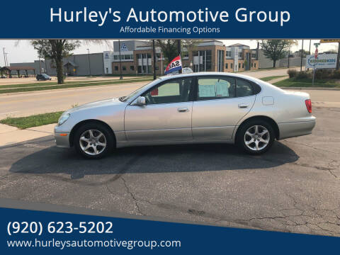 2004 Lexus GS 300 for sale at Hurley's Automotive Group in Columbus WI