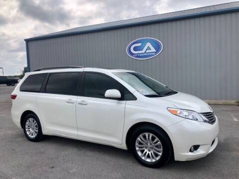 2017 Toyota Sienna for sale at City Auto in Murfreesboro TN