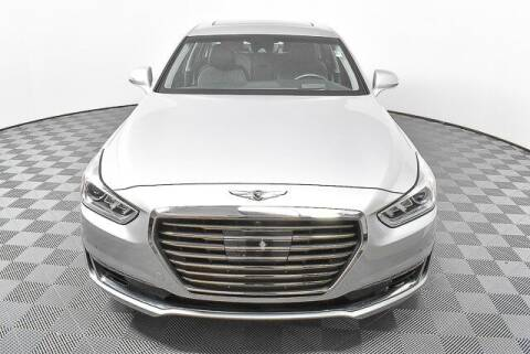 2019 Genesis G90 for sale at Southern Auto Solutions - Georgia Car Finder - Southern Auto Solutions-Jim Ellis Hyundai in Marietta GA