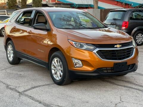 2018 Chevrolet Equinox for sale at AWESOME CARS LLC in Austin TX