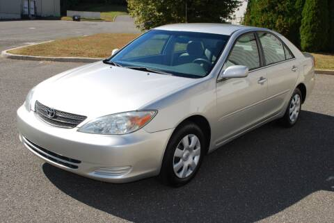 2004 Toyota Camry for sale at New Milford Motors in New Milford CT