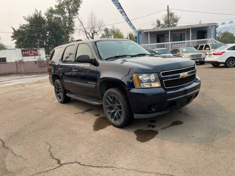 2007 Chevrolet Tahoe for sale at City Center Cars and Trucks in Roseburg OR