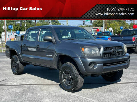 2010 Toyota Tacoma for sale at Hilltop Car Sales in Knoxville TN
