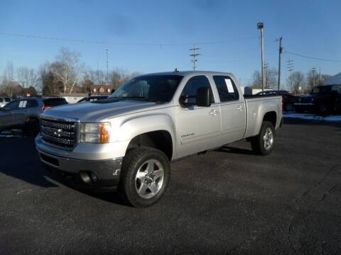 2014 GMC Sierra 2500HD for sale at CARSON MOTORS in Cloverdale IN