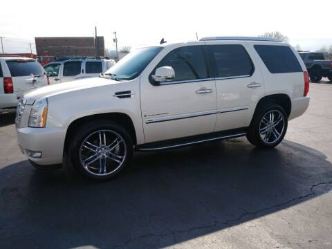 2007 Cadillac Escalade for sale at Big Boys Auto Sales in Russellville KY