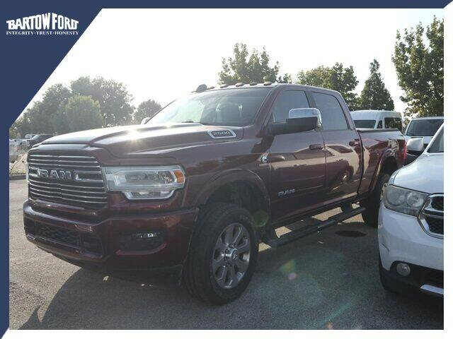 2019 RAM Ram Pickup 2500 for sale at BARTOW FORD CO. in Bartow FL