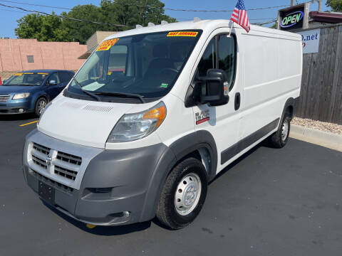 2014 RAM ProMaster Cargo for sale at Best Buy Car Co in Independence MO