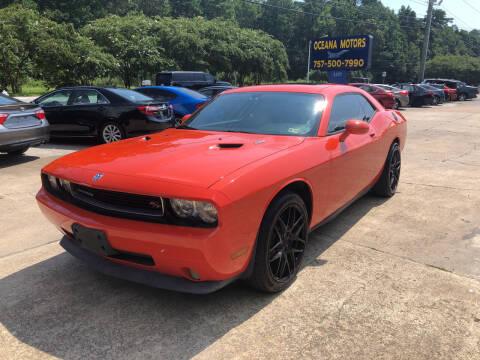2009 Dodge Challenger for sale at Oceana Motors in Virginia Beach VA
