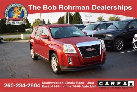 2015 GMC Terrain for sale at BOB ROHRMAN FORT WAYNE TOYOTA in Fort Wayne IN