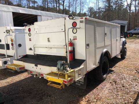 2016 Ford F-550 Super Duty for sale at M & W MOTOR COMPANY in Hope AR