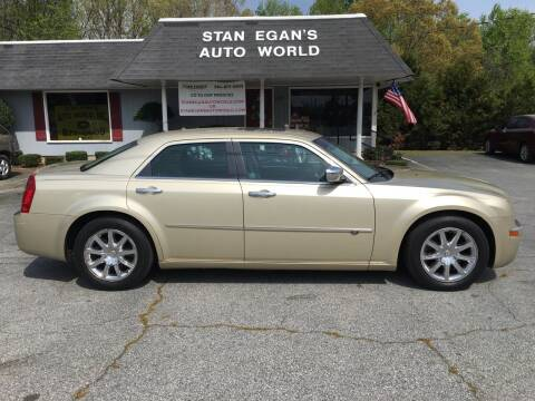 2010 Chrysler 300 for sale at STAN EGAN'S AUTO WORLD, INC. in Greer SC