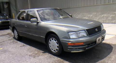 1995 Lexus LS 400 for sale at D & J AUTO EXCHANGE in Columbus IN