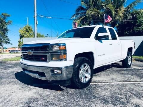2015 Chevrolet Silverado 1500 for sale at Venmotors LLC in Hollywood FL