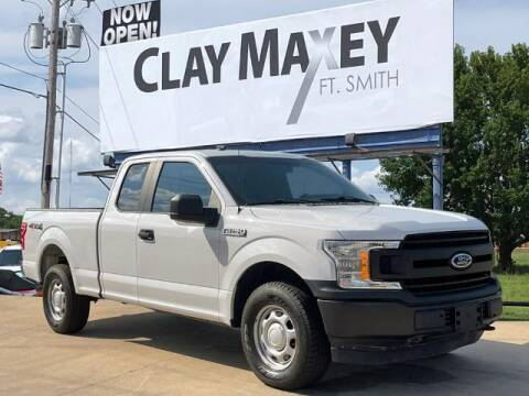 2018 Ford F-150 for sale at Clay Maxey Fort Smith in Fort Smith AR