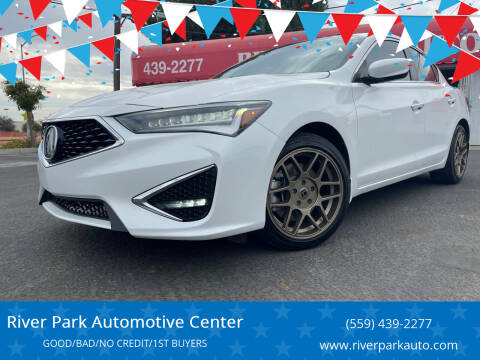 2019 Acura ILX for sale at River Park Automotive Center in Fresno CA