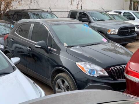 2014 Buick Encore for sale at Brown & Brown Wholesale in Mesa AZ
