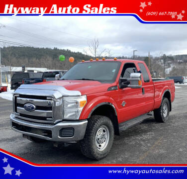 2011 Ford F-250 Super Duty for sale at Hyway Auto Sales in Lumberton NJ