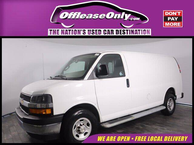 2019 Chevrolet Express Cargo for sale in North Lauderdale, FL