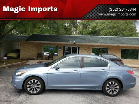 2011 Honda Accord for sale at Magic Imports in Melrose FL