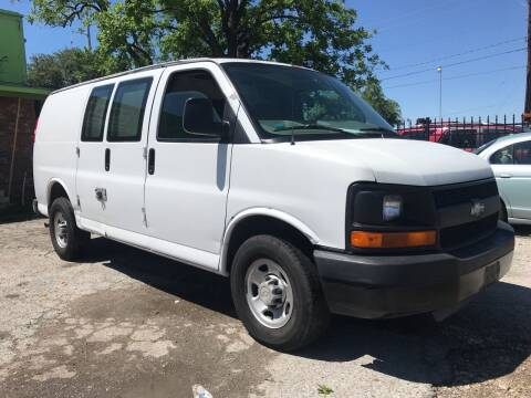 2007 Chevrolet Express Cargo for sale at C.J. AUTO SALES llc. in San Antonio TX