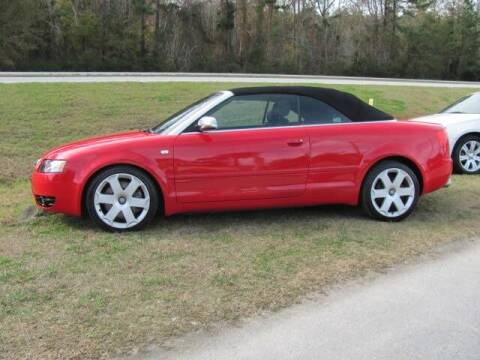 2004 Audi S4 for sale at Pure 1 Auto in New Bern NC