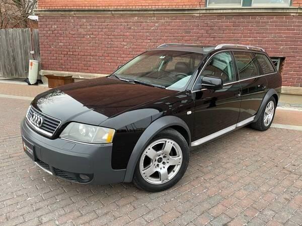 2003 Audi Allroad for sale at Euroasian Auto Inc in Wichita KS