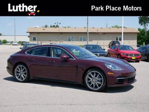 2018 Porsche Panamera for sale at Park Place Motor Cars in Rochester MN