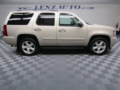 2008 Chevrolet Tahoe for sale at LENZ TRUCK CENTER in Fond Du Lac WI
