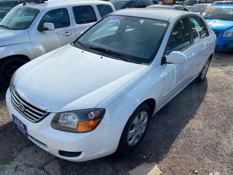 2009 Kia Spectra for sale at 5 Stars Auto Service and Sales in Chicago IL