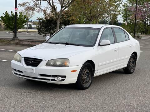 2006 Hyundai Elantra for sale at Q Motors in Tacoma WA