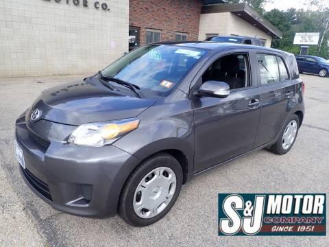 2014 Scion xD for sale at S & J Motor Co Inc. in Merrimack NH