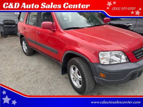 1999 Honda CR-V for sale at C&D Auto Sales Center in Kent WA