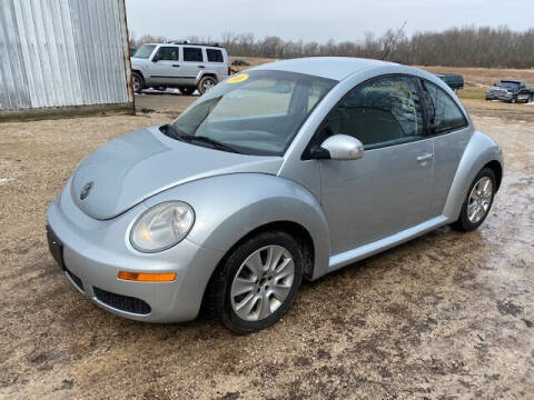 2008 Volkswagen New Beetle for sale at Dave's Auto & Truck in Campbellsport WI