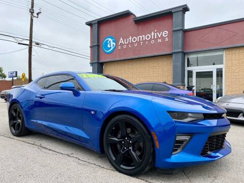 2016 Chevrolet Camaro for sale at Automotive Solutions in Louisville KY