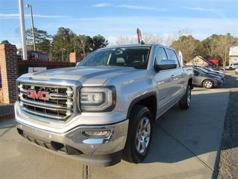 2016 GMC Sierra 1500 for sale at J T Auto Group in Sanford NC
