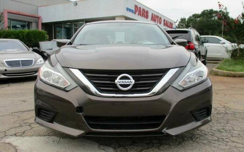 2016 Nissan Altima for sale at Pars Auto Sales Inc in Stone Mountain GA