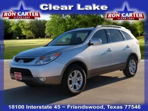 2012 Hyundai Veracruz for sale at Ron Carter  Clear Lake Used Cars in Houston TX