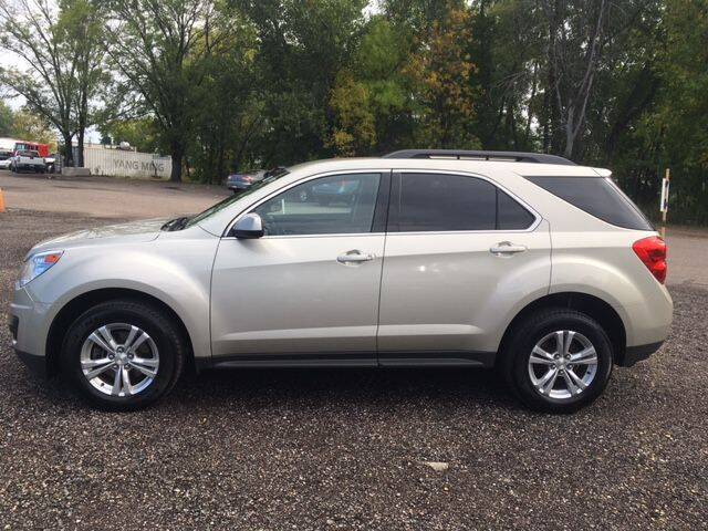 2013 Chevrolet Equinox for sale at AM Auto Sales in Forest Lake MN
