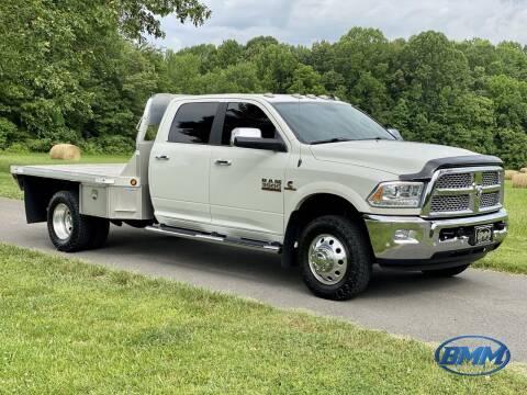 2016 RAM Ram Pickup 3500 for sale at B & M Motors, LLC in Tompkinsville KY