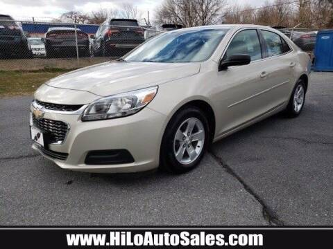 2015 Chevrolet Malibu for sale at BuyFromAndy.com at Hi Lo Auto Sales in Frederick MD