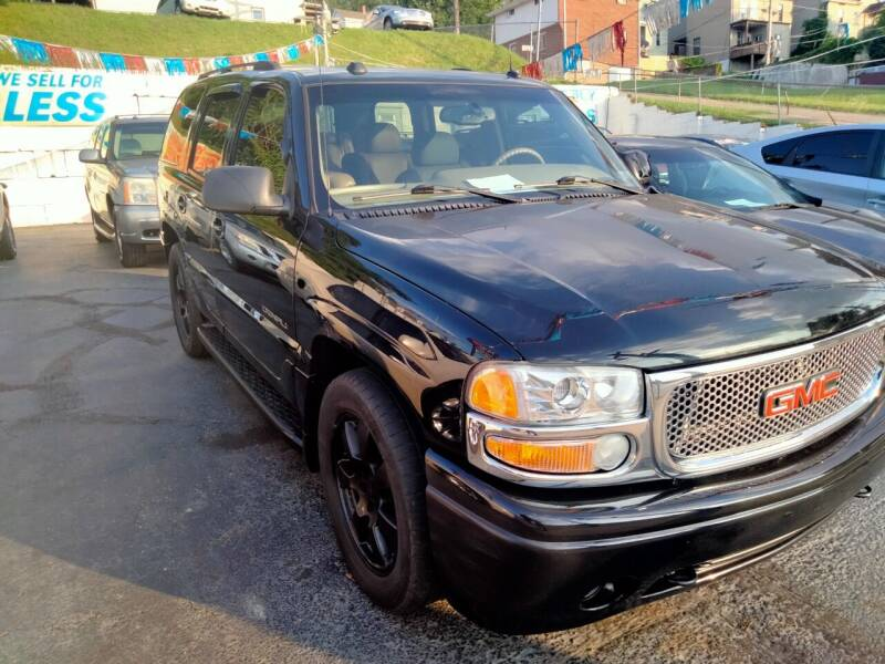 2005 GMC Yukon for sale at High Level Auto Sales INC in Homestead PA