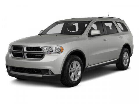 2013 Dodge Durango for sale at DON'S CHEVY, BUICK-GMC & CADILLAC in Wauseon OH