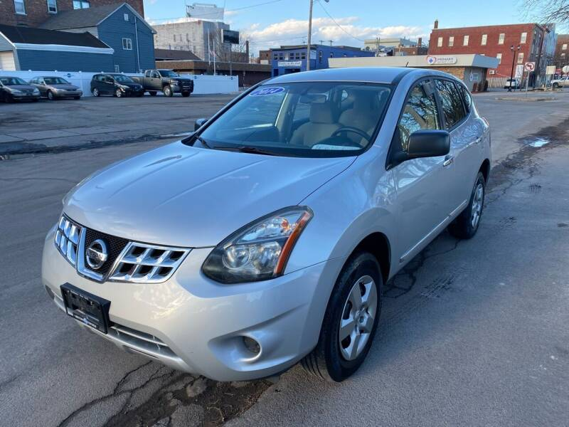 2014 Nissan Rogue Select for sale at Midtown Autoworld LLC in Herkimer NY