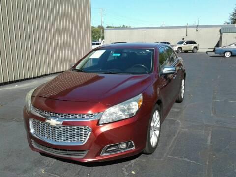 2015 Chevrolet Malibu for sale at Car Guys in Lenoir NC
