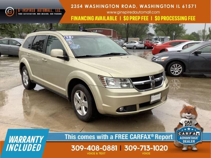 2010 Dodge Journey for sale in Washington, IL