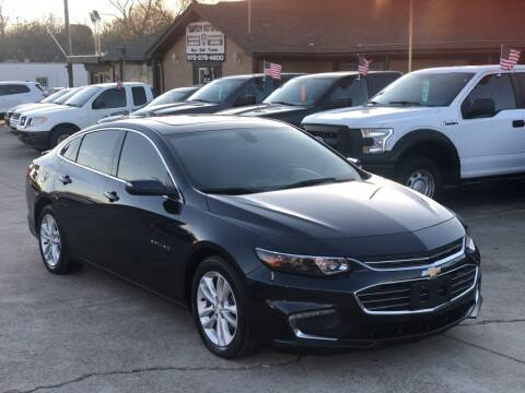 2017 Chevrolet Malibu for sale at Safeen Motors in Garland TX
