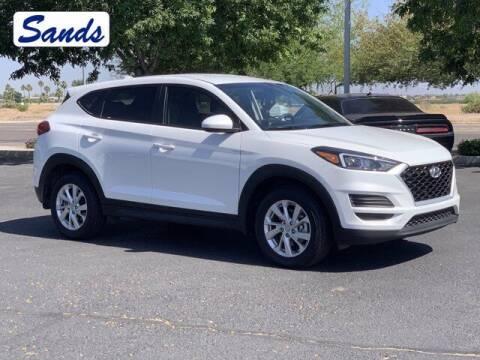 2019 Hyundai Tucson for sale at Sands Chevrolet in Surprise AZ