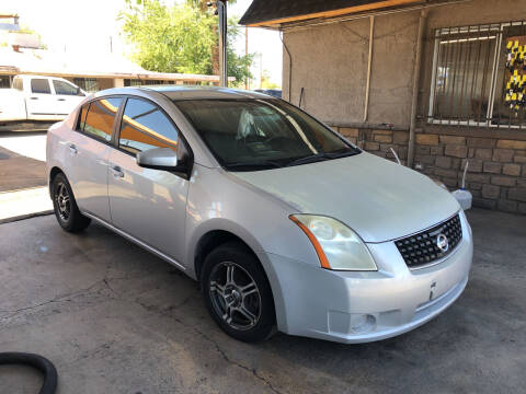 2009 Nissan Sentra for sale at Valley Auto Center in Phoenix AZ