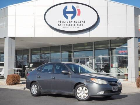 2009 Hyundai Elantra for sale at Harrison Imports in Sandy UT